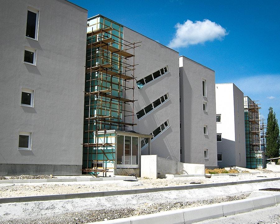Ometana fasada