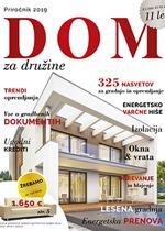 Dom za Mlade 2019 – naslovnica
