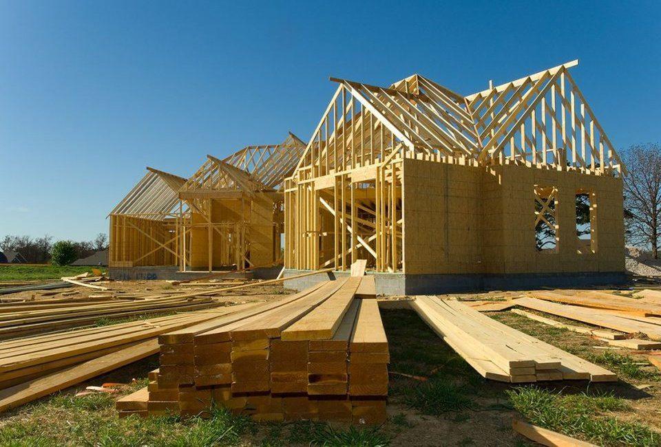 Temeljenje montažne hiše