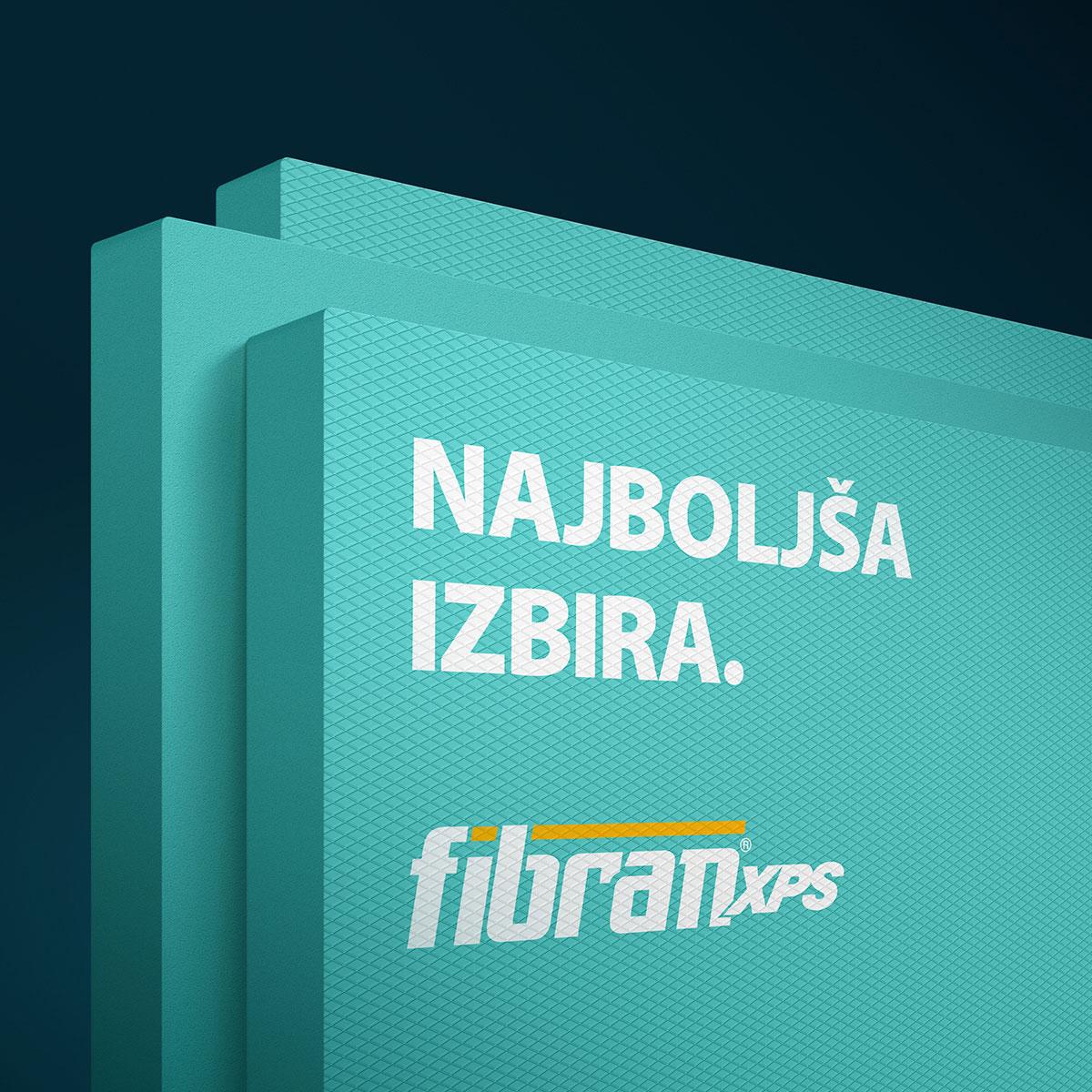 Najboljša izbira FibranXPS